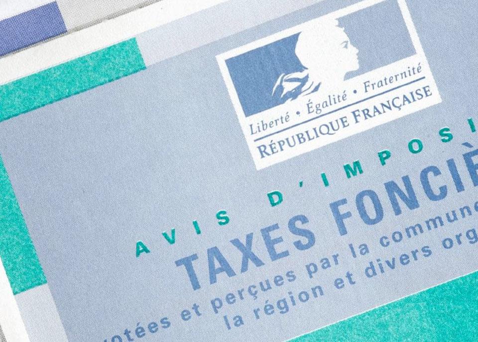 Optimisation taxe foncière des entreprises