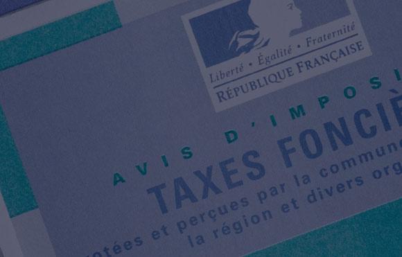 Réduction de la taxe foncière des entreprises