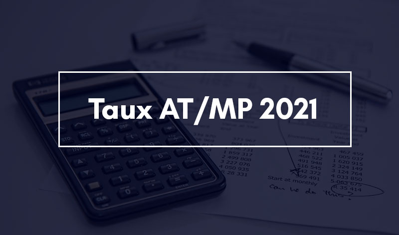 Taux AT MP 2021